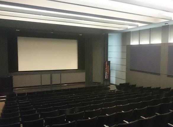 Princeton: Jimmy Stewart Auditorium Renovation Study